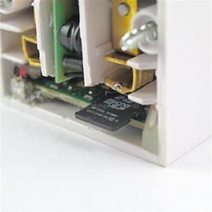Digital Recorder-13AMP UK Double Adaptor E