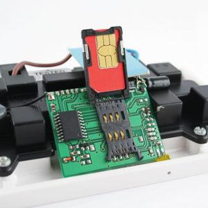 GSM Bug-Double UK Mains Socket C