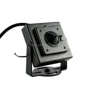 Pinhole Transmitting Stealth CCTV Camera