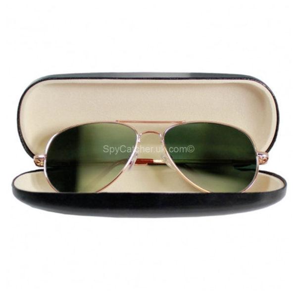 See Behind Sunglasses