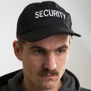 Baseball Cap - Security-0