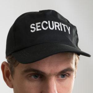 Baseball Cap - Security-5839