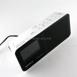 Sony DAB Radio With 3G Spy Camera and Microphone B
