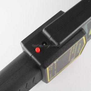 Hand Held Weapon Detector - Security Scanner D