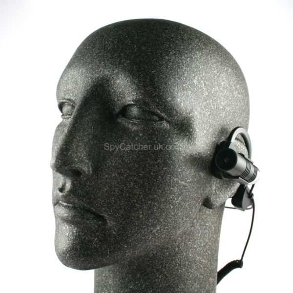 Head Mounted Camera with Separate Recorder A