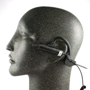 Head Mounted Camera with Separate Recorder B
