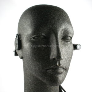 Head Mounted Camera with Separate Recorder C
