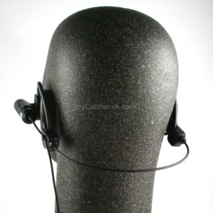 Head Mounted Camera with Separate Recorder D