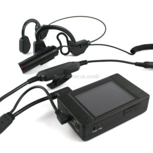 Head Mounted Camera with Separate Recorder G