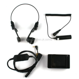 Head Mounted Camera with Separate Recorder H