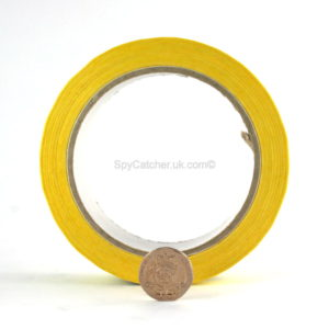 Health Hazard - Do Not Touch Adhesive Warning Tape-5273