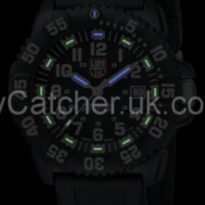 Luminox Black/White Dial 3051 Colormark Dive watch C