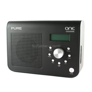 Pure DAB Radio Wifi Camera A