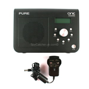 Pure DAB Radio Wifi Camera G