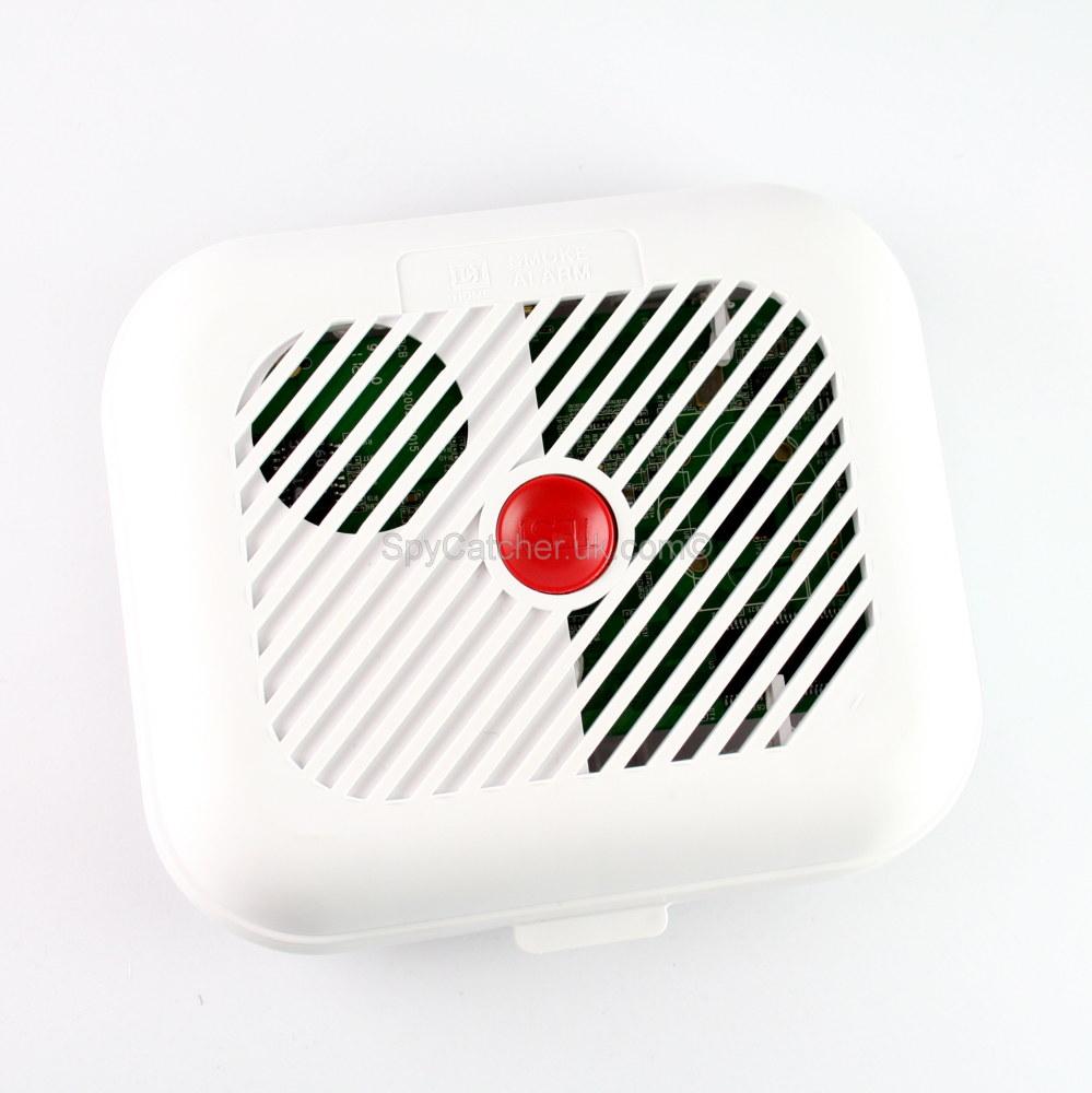 Smoke Alarm Wifi Camera A