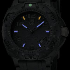 Luminox Black Dial Sentry Series, 0201-BO Dive Watch-5337