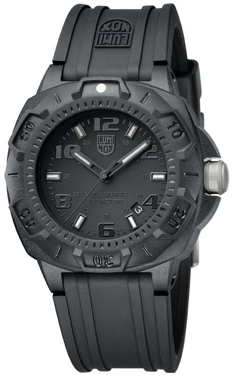 Luminox Black Dial Sentry Series, 0201-BO Dive Watch-0