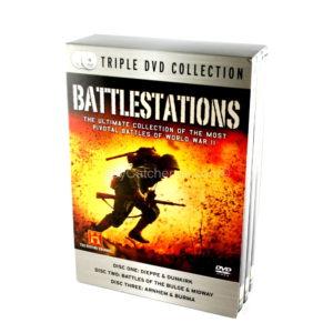 Battlestations - 3 DVD Box Set-0