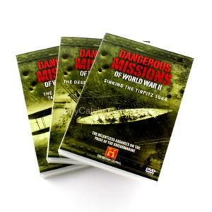Dangerous Missions of World War II - 3 DVD Box Set-5604