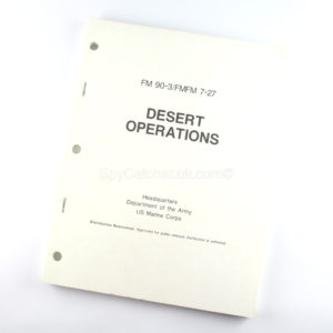 Desert Operations Book - US Marine Corps Manual-0