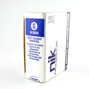 Drug Test - Cocaine, Crack and Free Base-5705