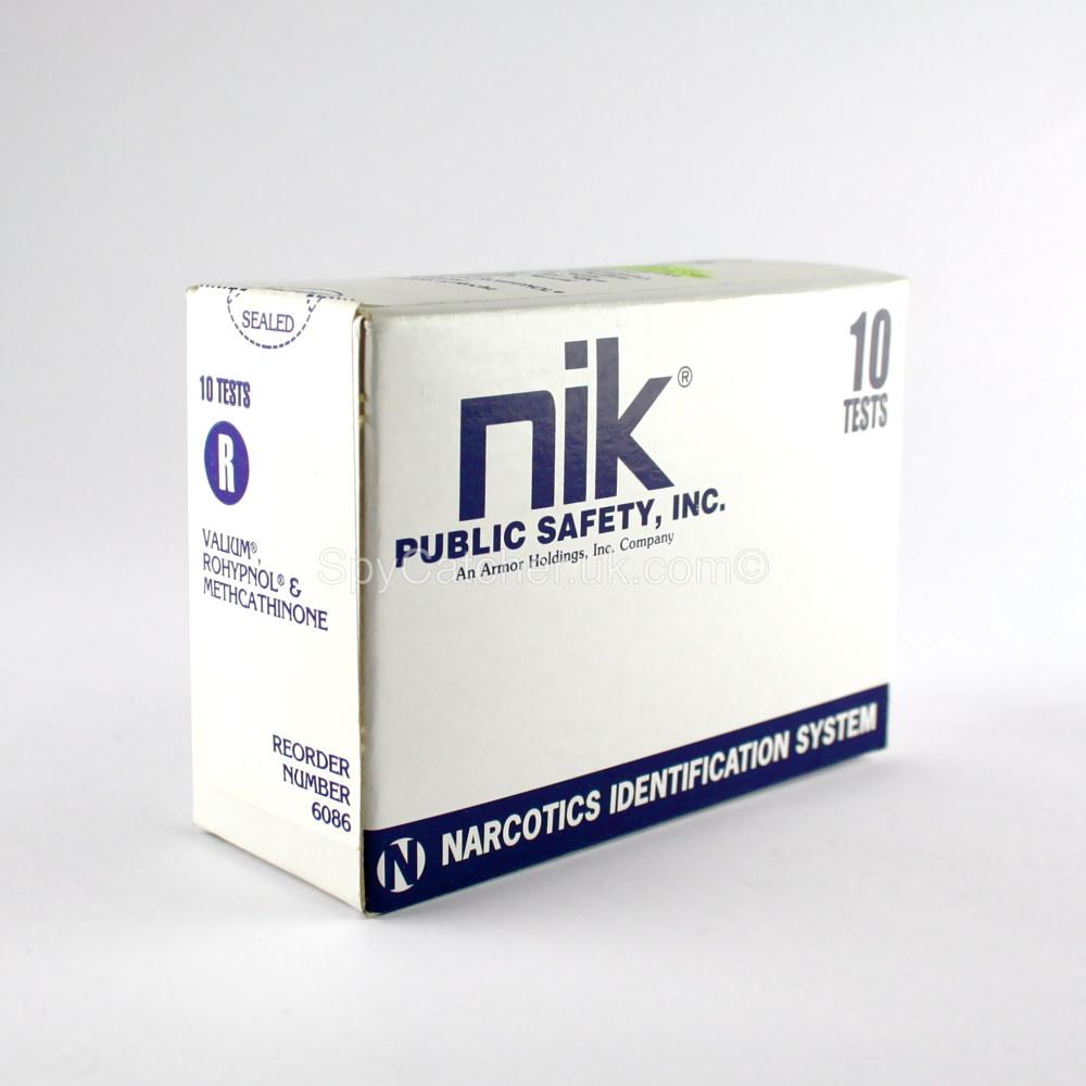 valium prescription drug test