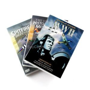 Fighter Planes of World War II - 3 DVD Box Set-5602