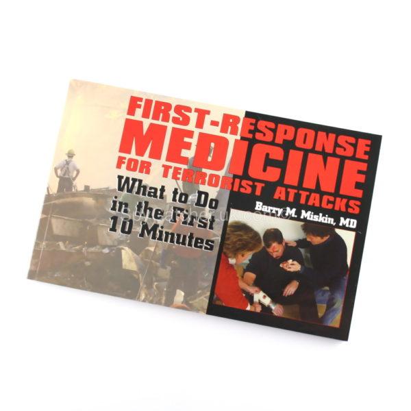 First Response Medicine For Terrorist Attacks - Book-0