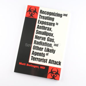Recognizing And Treating Exposure To Anthrax And Other Substances - Book-0