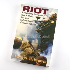 Riot: A Behind The Barricades Tour - Book-0