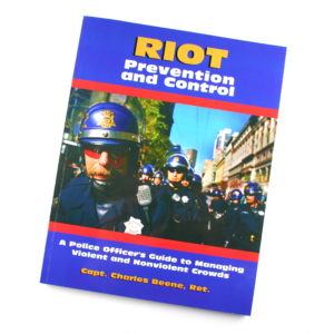 Riot Prevention and Control - Book-0
