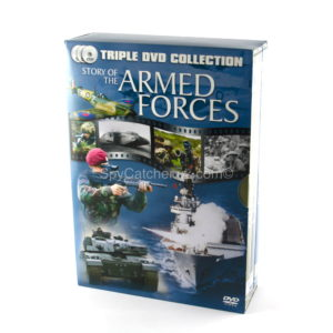 Story of the Armed Forces - 3 DVD Box Set-0