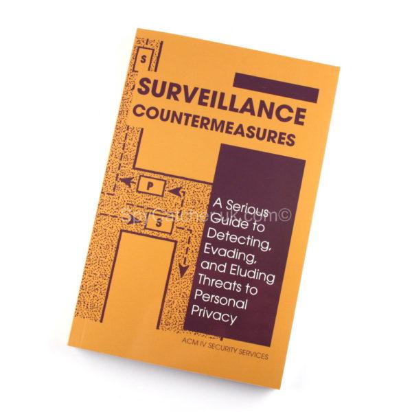 Surveillance Countermeasures - Book-0