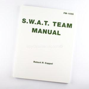 S.W.A.T. Team Manual - Book-0