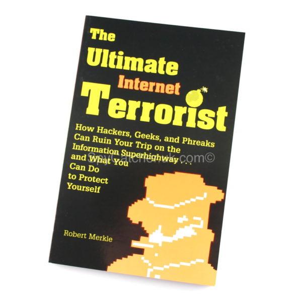 The Ultimate Internet Terrorist - Book-0