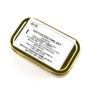 NATO Matchless Fire Starting Kit-5790