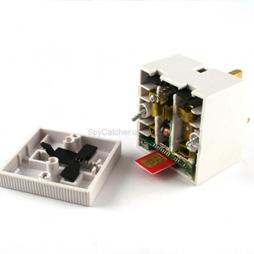 GSM Bug - 13AMP UK Double Adaptor