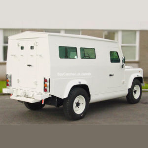 Armoured Land Rover Defender-5983