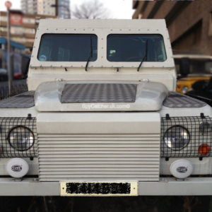 Armoured Land Rover Defender-5982
