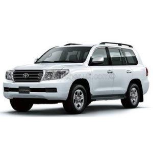 Armoured Toyota Land Cruiser GX 2013-0