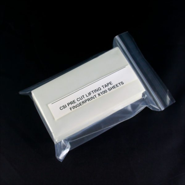 Fingerprint Lifting Tape
