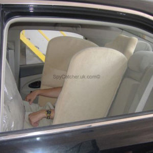 Portable Bullet-Proof Car Seat Insert-0