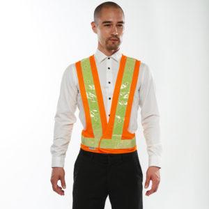 Hi-Vis Safety Vest-0