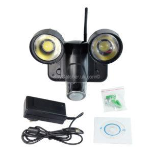 WIFI Floodlight Camera-6789