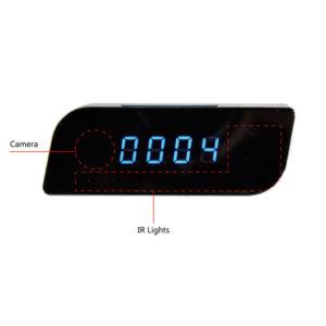 WIFI Clock Camera-0